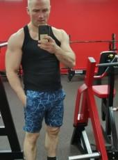 Sergey, 33, Russia, Kirovsk