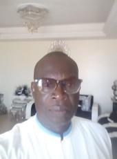 DEMBA NIANG, 60, Senegal, Dakar