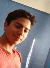 Pablo, 19, Chile, Santiago