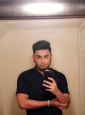 Reynaldio Salas, 22, United States of America, Fullerton