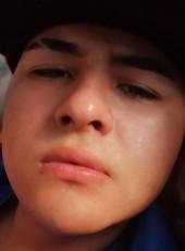 Ángel, 18, Spain, Gasteiz Vitoria