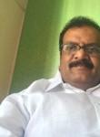 paturi reddy, 52  , Tirupati