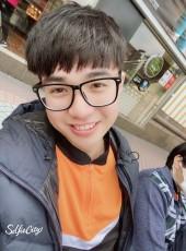 Lee, 25, China, Taipei