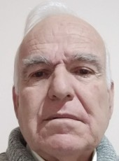 Panagiotis, 65, Greece, Kamateron