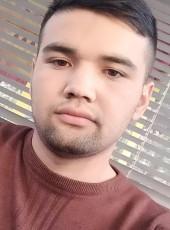 Abdulaziz, 24, Uzbekistan, Fergana