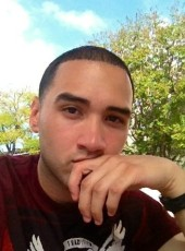Cisco, 28, United States of America, San Antonio