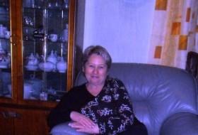 raisa, 67 - Just Me