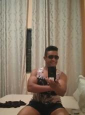 Alisom , 38, Brazil, Tres Pontas