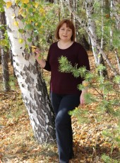 Marina, 46, Russia, Omsk