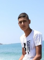 Yousef, 18, Palestine, Ramallah