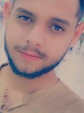 Sahib, 20, Iraq, Karbala