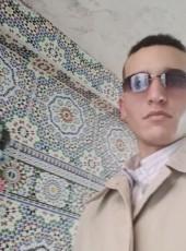 Said, 27, Morocco, Casablanca