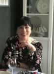 nina, 67, Moscow
