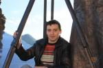 Sashok, 33 - Just Me Памятник на СШГЭС