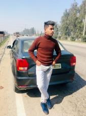 Nishant Mehra, 24, India, Chandigarh