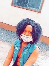 Markama Miller, 23, Liberia, Monrovia