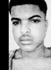 Yeferson, 19, Dominican Republic, Santiago de los Caballeros