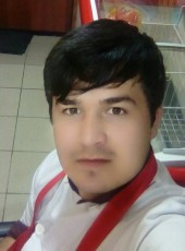 Bakha, 22, Russia, Moscow