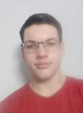 Stephen, 19, France, Paris