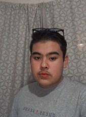 Luis, 20, Mexico, Zapotlanejo