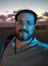 David, 46, Palestine, East Jerusalem