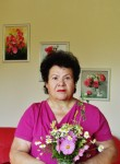 Lyubov, 71  , Novosibirsk