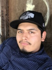 Ricardo, 21, United States of America, Compton