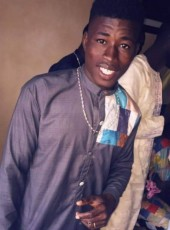 Alioune , 28, Senegal, Grand Dakar