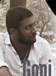 gopi, 29 лет, Coimbatore