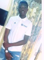 Seydou, 18, Mali, Bamako