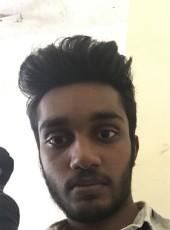 Jagadeesh, 24, India, Chennai