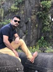 Atul Khade, 29, India, Satara