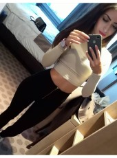 Oksana, 25, Russia, Moscow