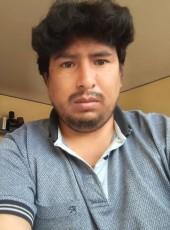 Frank Alex, 33, Peru, Lima