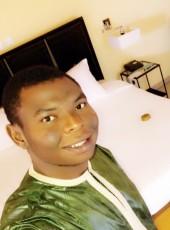 touré champion, 24, Niger, Niamey
