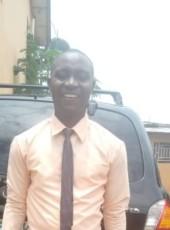 Brian kamara, 27, Sierra Leone, Freetown