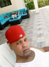 Abel, 40, Dominican Republic, Santo Domingo