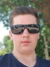 Maksim Roberts, 18, Russia, Aleksandrovskoye (Stavropol)
