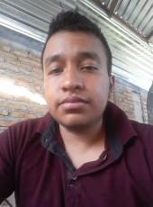 Isai, 22, Mexico, Chilpancingo de los Bravos