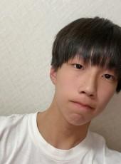 しょー, 18, Japan, Mito-shi