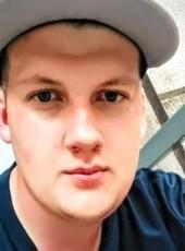 Adrián, 20, Hungary, Tatabanya
