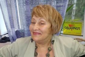 Olga, 64 - Just Me
