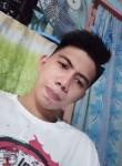 ALJON CAGYAT, 18  , Manila