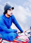 ARSALAN Khan, 24, Islamabad