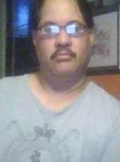Juan Pacheco, 54, Puerto Rico, Carolina