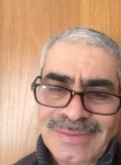 ridha, 61  , Tunis