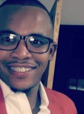 Markquin, 26, Namibia, Windhoek