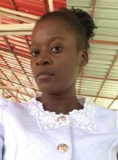 geralda, 30, Haiti, Miragoane