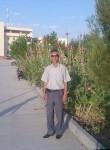 Gafur, 67  , Ashgabat