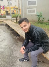 Salih, 23, Turkey, Mercin